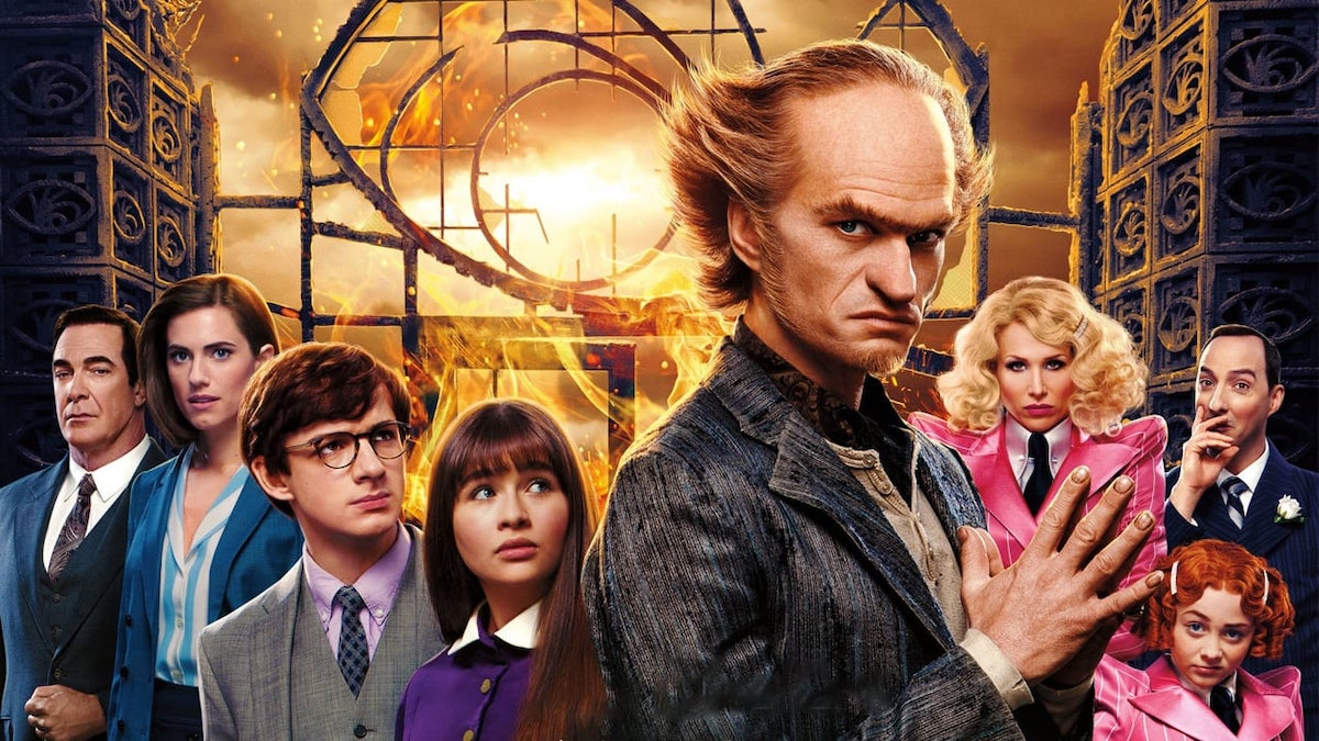 Lemony Snickets' A Series of Unfortunate Events – Season 3