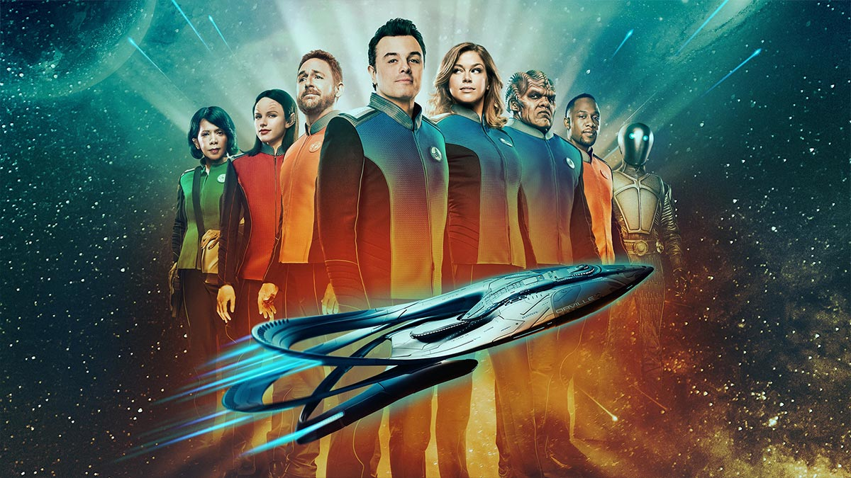 The Orville – Season 2 and 1
