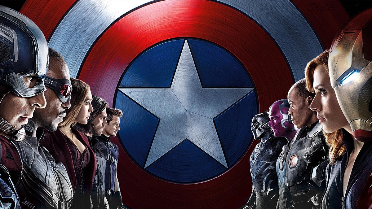 Marvel's Captain America – Civil War
